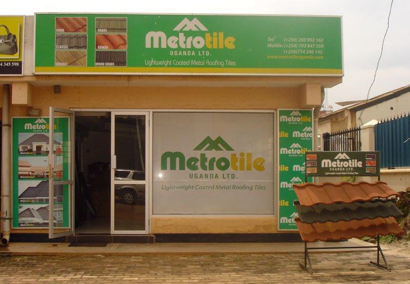 Office Metrotile Uganda