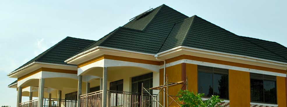Metrotile Uganda Limited Lightweight Stone Coated Metal